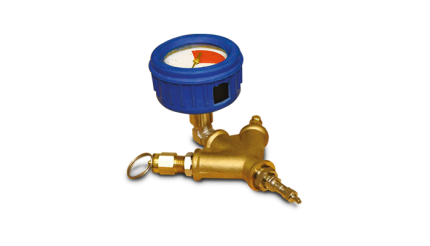 Pipe repair pressure regulator
